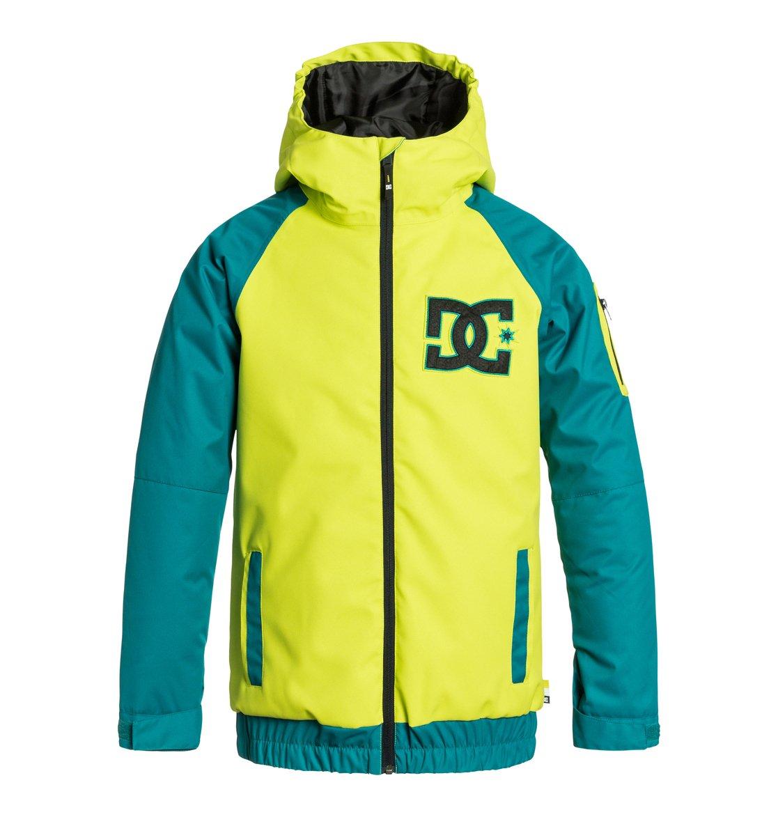 c6c34de77 0 Boy's Troop Snow Jacket EDBTJ03005 DC Shoes