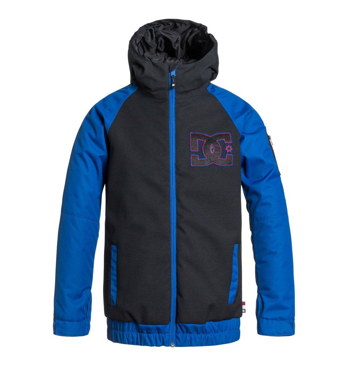 a8c7621ba 0 Boy's Troop Snow Jacket EDBTJ03005 DC Shoes
