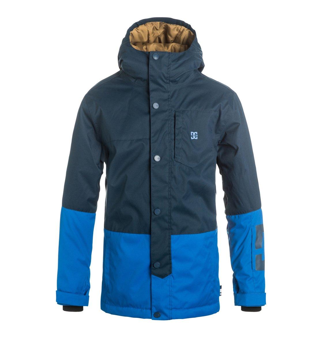 07516c0496c9 0 Boy s 8-16 Defy Snow Jacket EDBTJ03013 DC Shoes