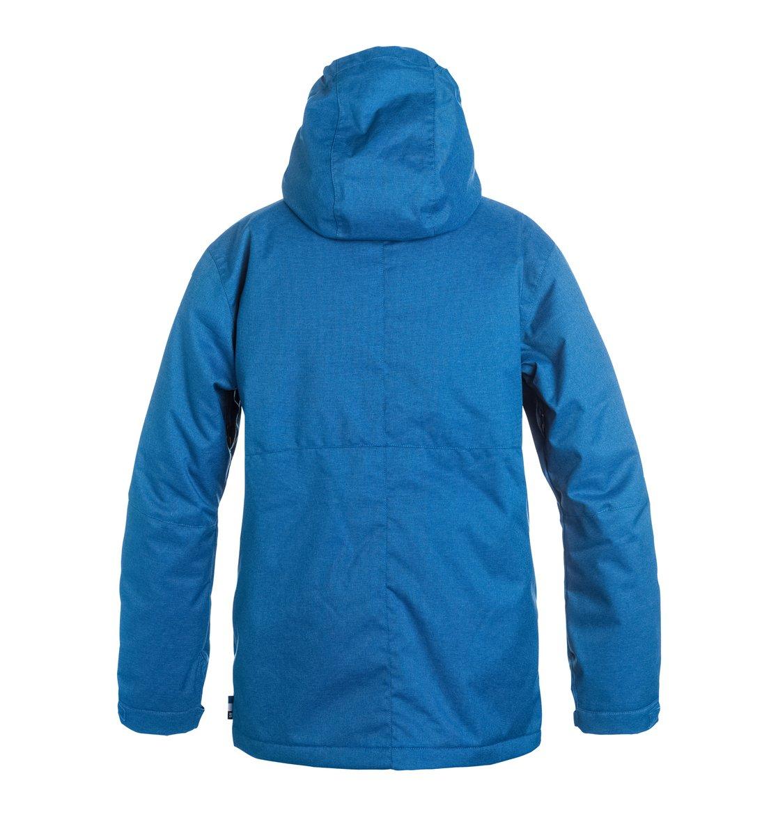 c13a61b7c 1 Boy's 8-16 Servo Snow Jacket EDBTJ03014 DC Shoes