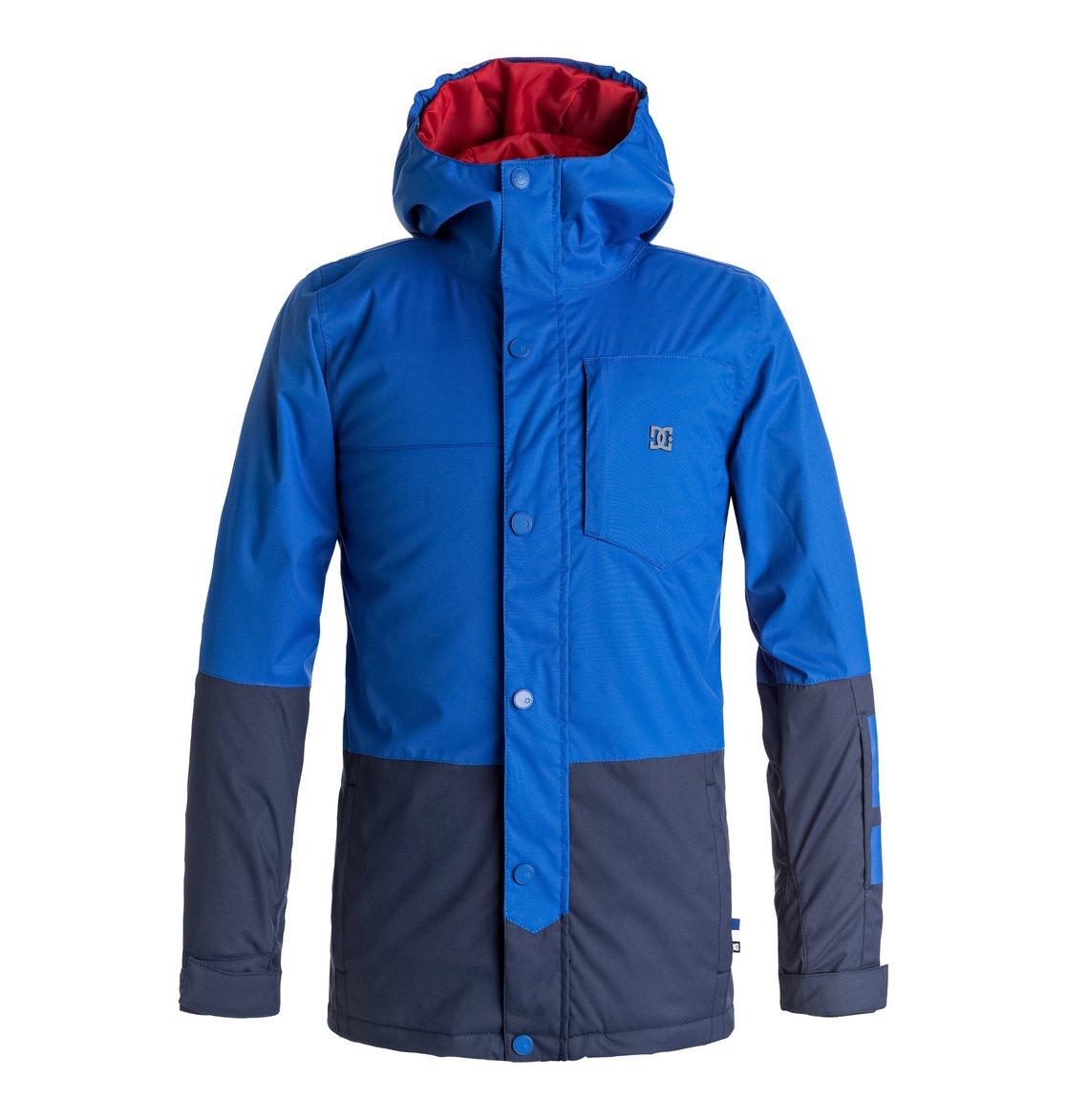1cb2f7adadad 0 Boy s 8-16 Defy Snow Jacket EDBTJ03018 DC Shoes