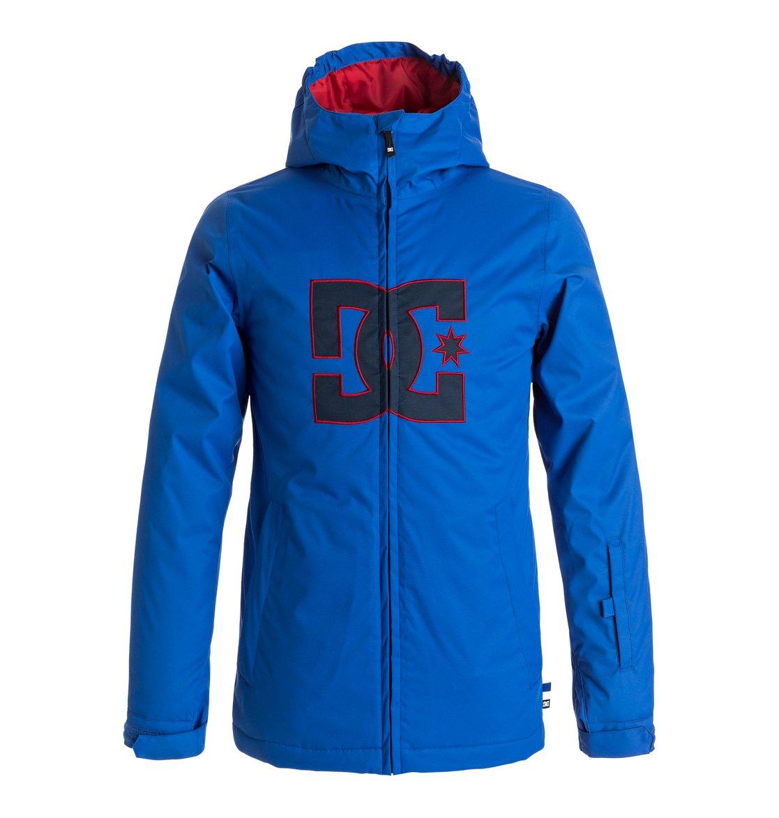 ac21dcc3c1a0 0 Story - Snow Jacket for Boys 8-16 Blue EDBTJ03020 DC Shoes