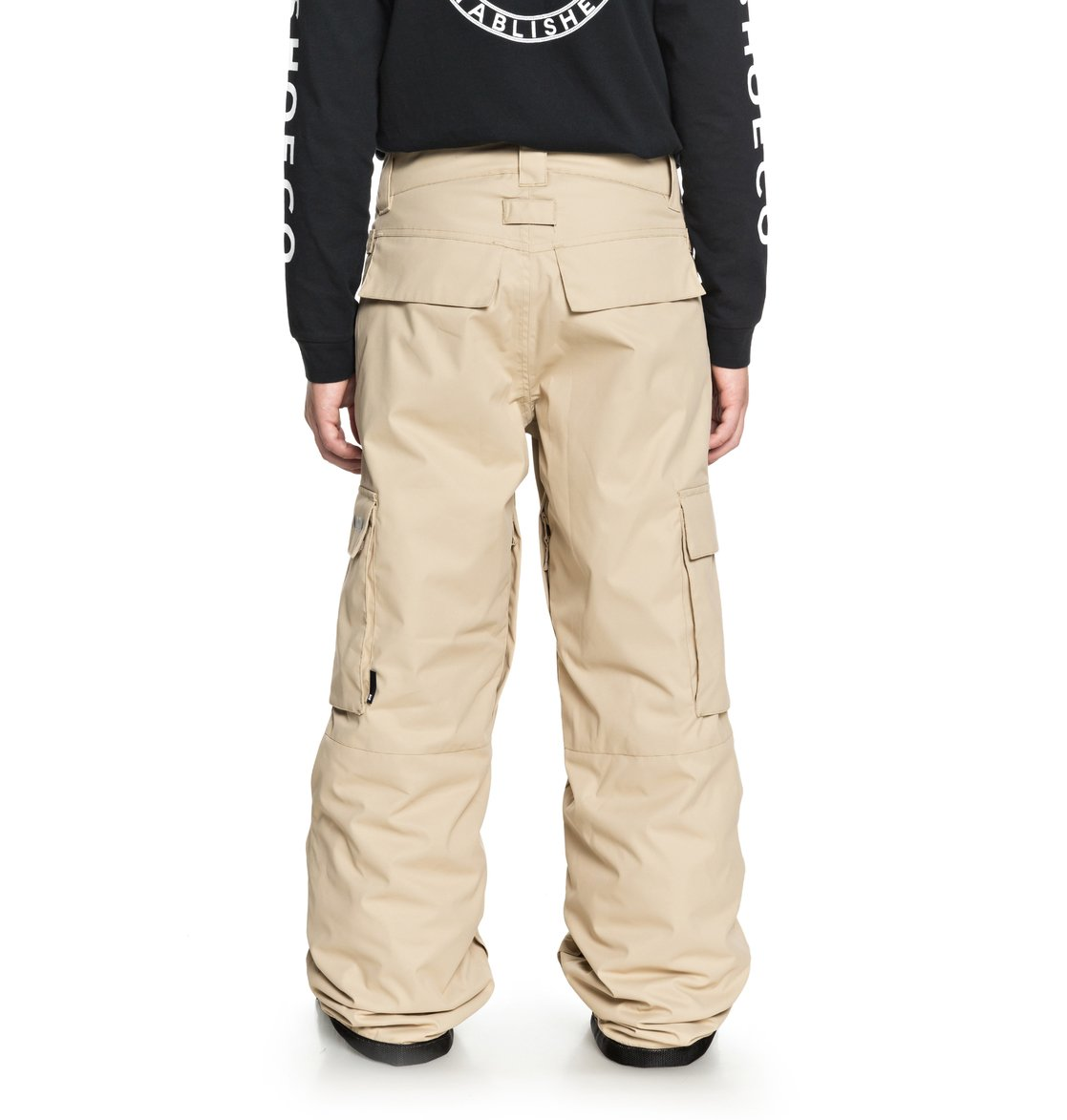 571ce6a47d 2 Banshee - Pantalones Para Nieve para Chicos 8-16 Marron EDBTP03009 DC  Shoes
