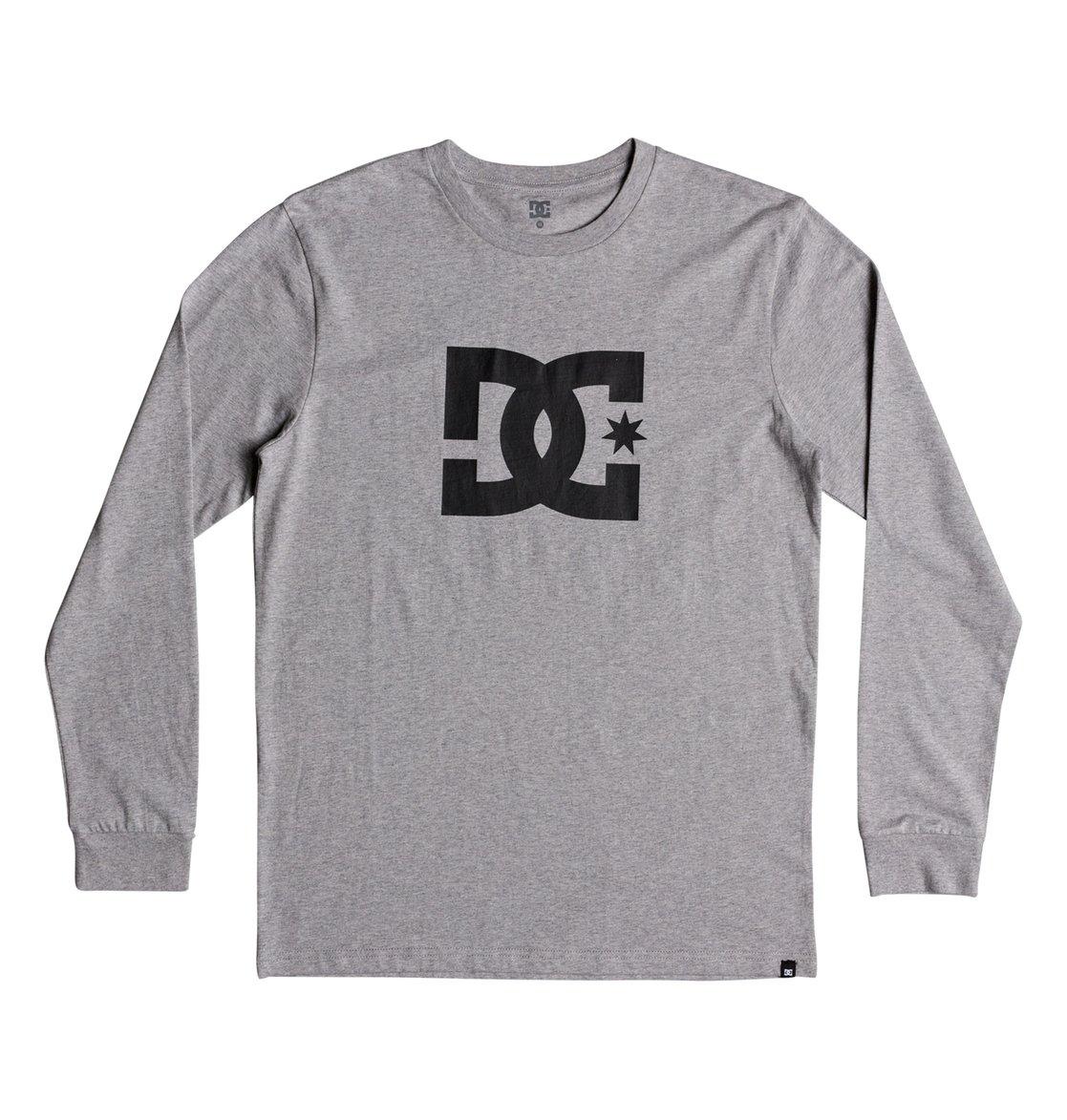 4593a66f28 0 Star - Long Sleeve T-Shirt for Boys 8-16 EDBZT03282 DC Shoes