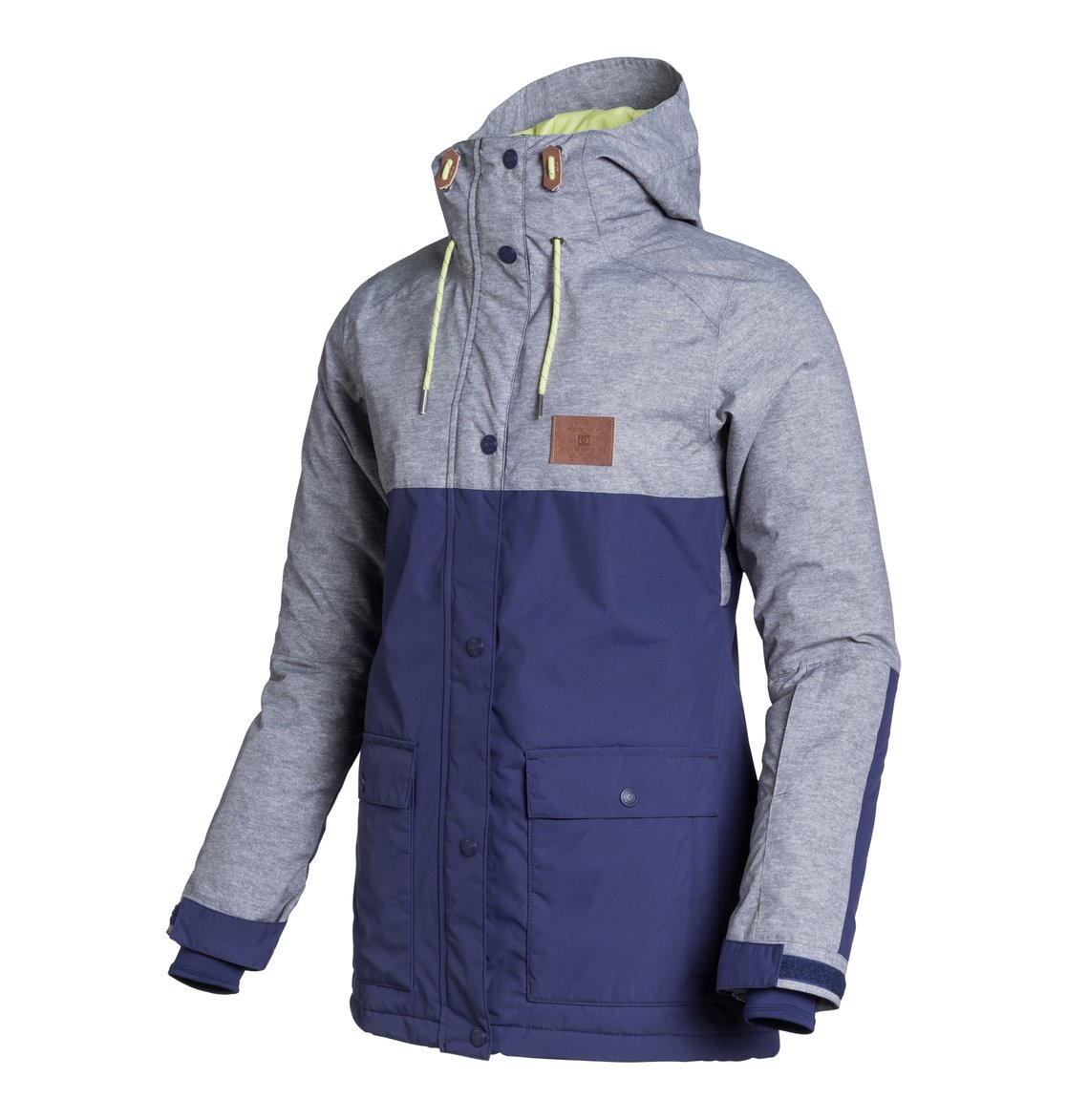 99a2ae76c741 1 Women's Cruiser Snow Jacket EDJTJ03004 DC Shoes