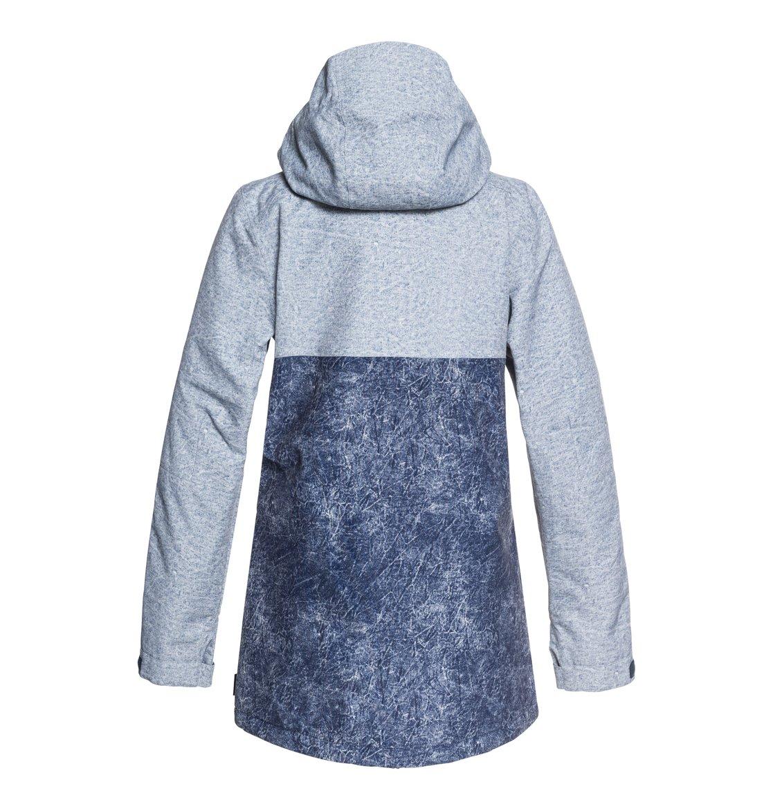 17e73469925c 1 Cruiser - Chaqueta parka para nieve para Mujer Azul EDJTJ03036 DC Shoes