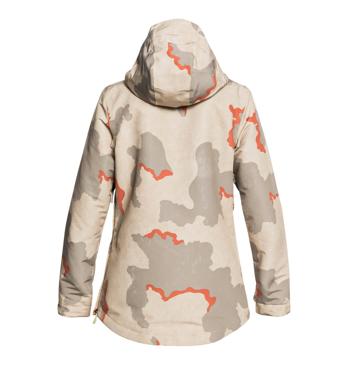 f3a419308b2 1 Skyline - Anorak Snow Jacket for Women Pink EDJTJ03038 DC Shoes