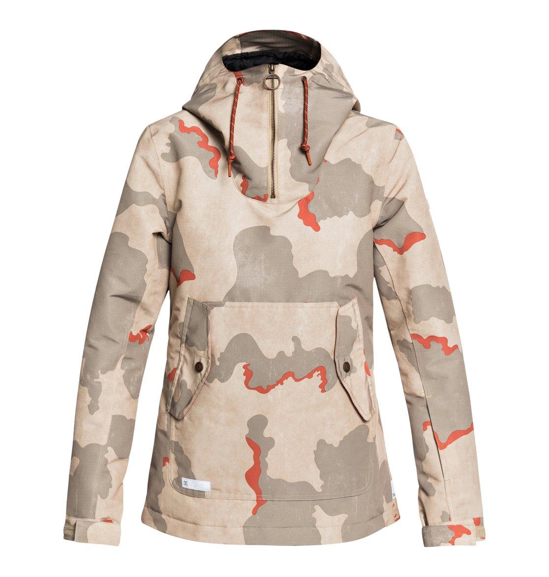 c665383c73b 0 Skyline - Anorak Snow Jacket for Women Pink EDJTJ03038 DC Shoes