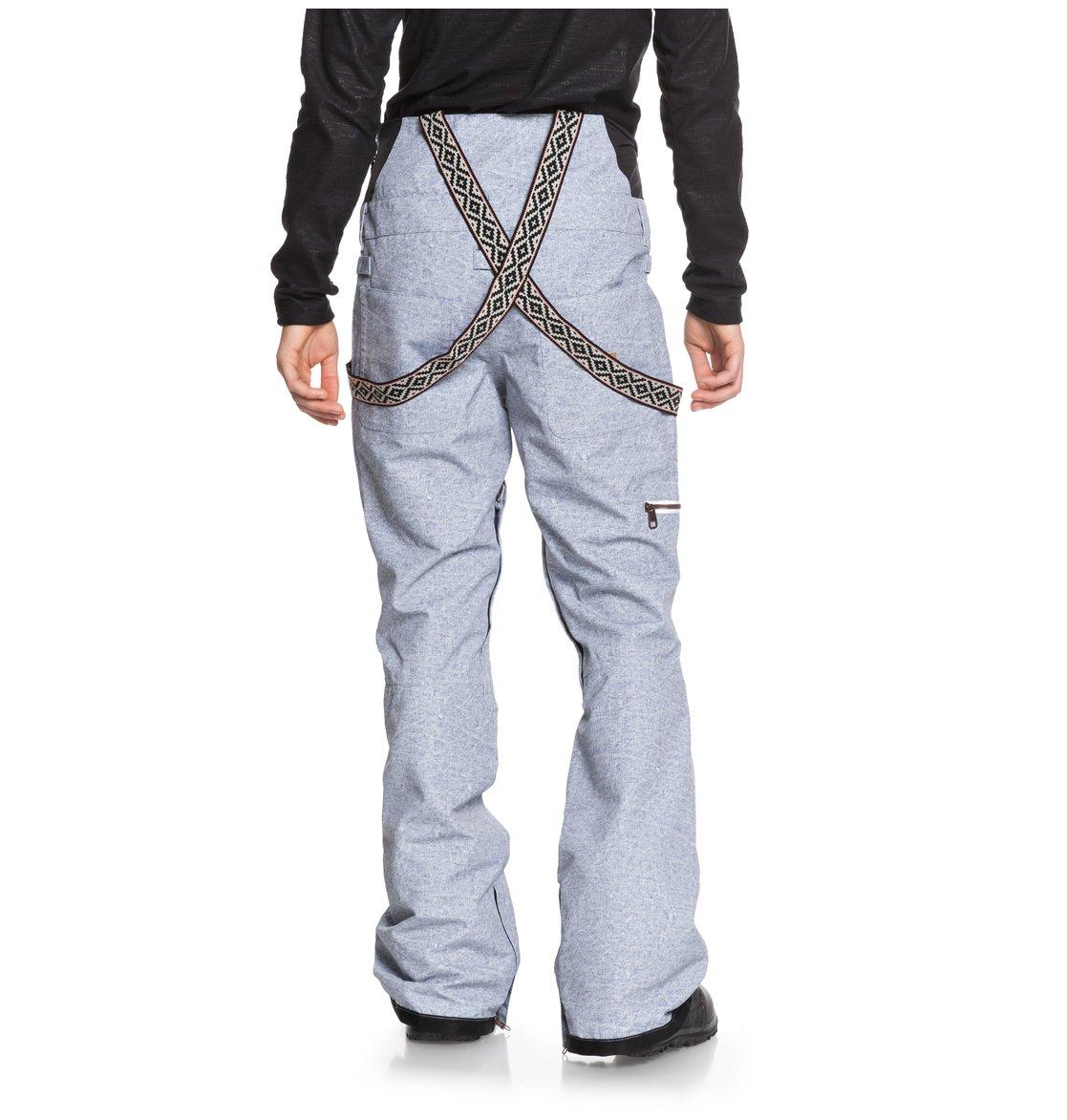 edc4437c67 5 Collective - Pantalón de peto para nieve para Mujer Azul EDJTP03016 DC  Shoes