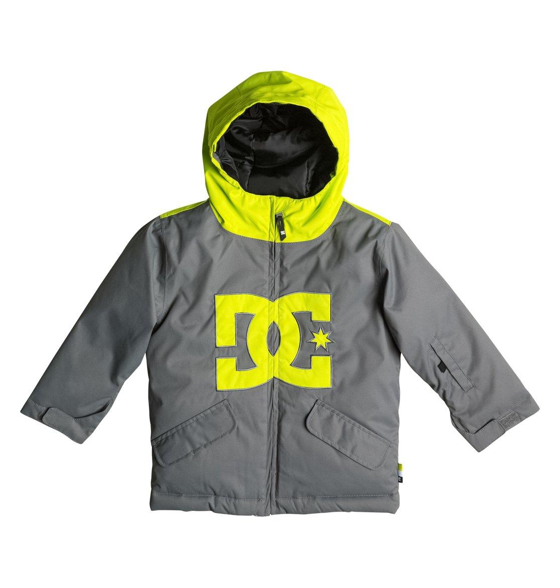 d292c7e0f Toddler's Critter Snow Jacket EDKTJ03001 | DC Shoes