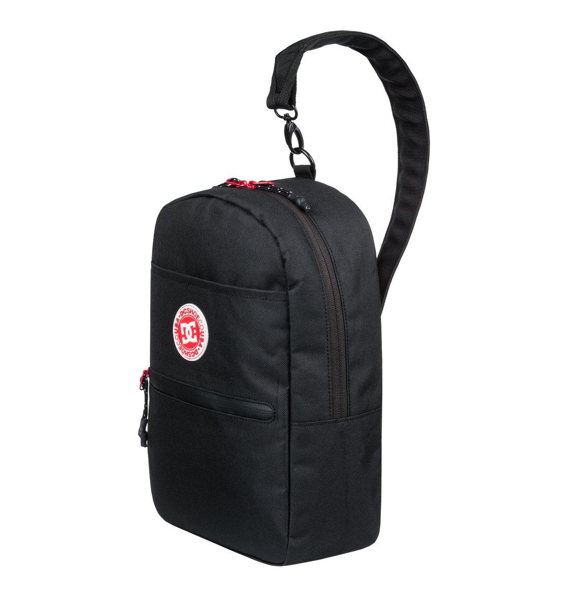 01db18bdcf8a05 1 Fearless Sack 3.5L - Petit sac à bandoulière Noir EDYBA03047 DC Shoes