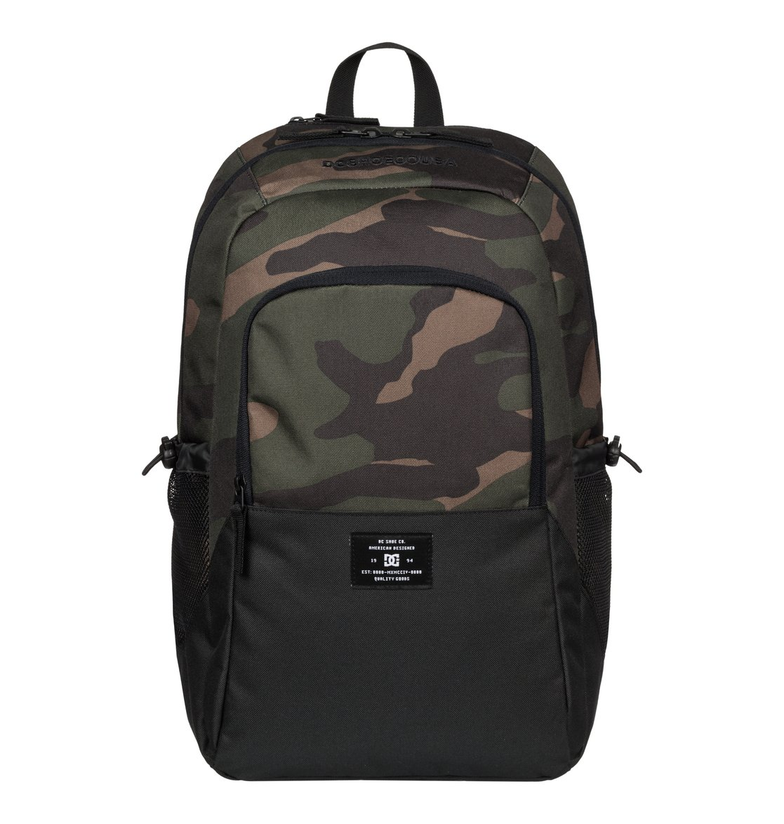 b634a6ab72a 0 Detention Backpack EDYBP03029 DC Shoes