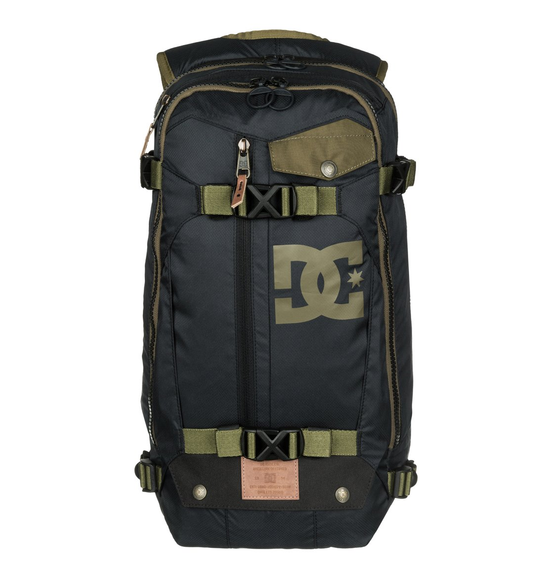 d9b969add92 0 Men's Gunner Snow Backpack EDYBP03036 DC Shoes