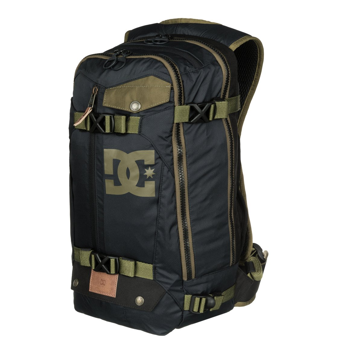 271d8705959 1 Men's Gunner Snow Backpack EDYBP03036 DC Shoes
