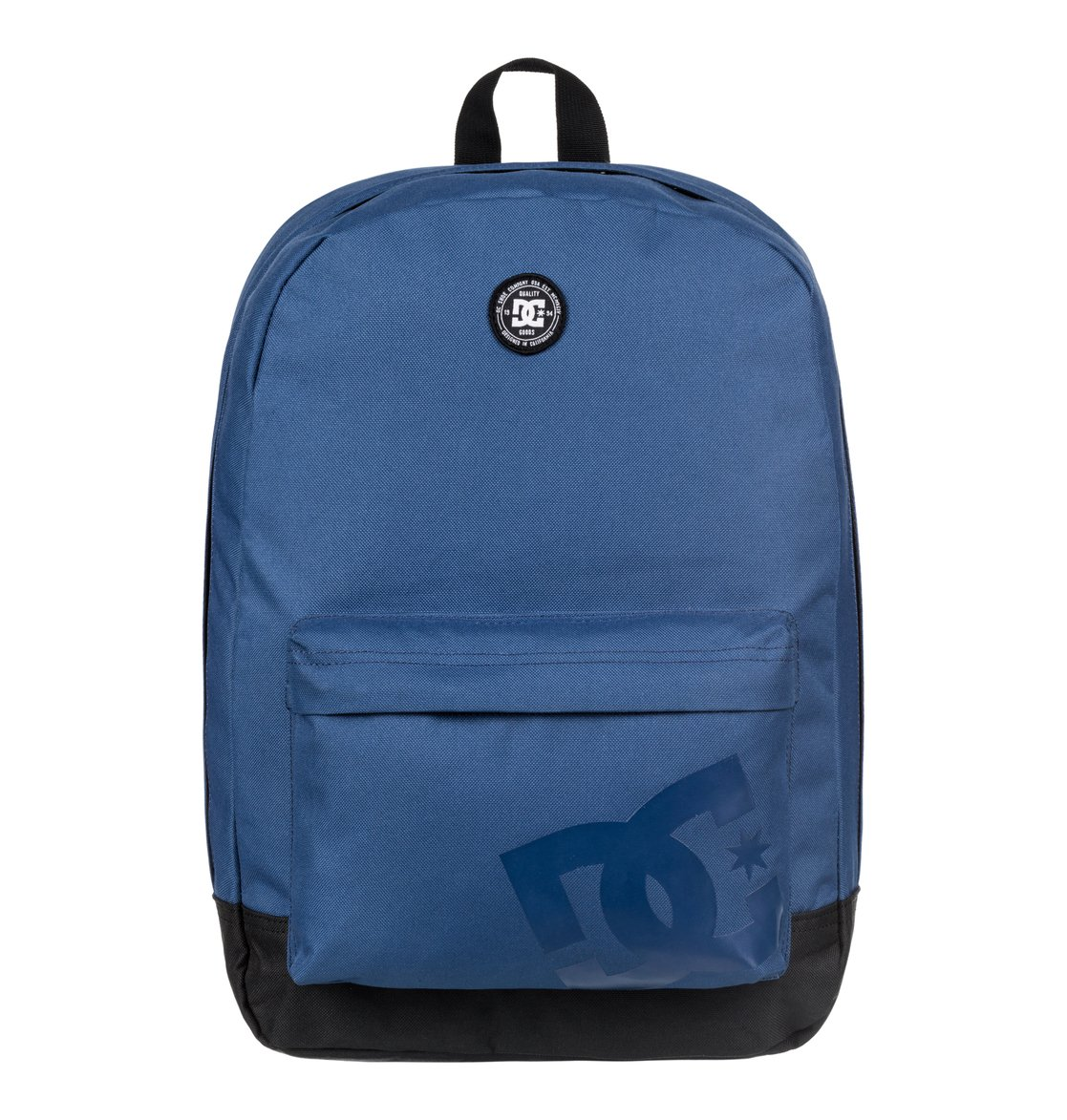 9e5a8e669e 0 Backstack 18.5L Medium Backpack Blue EDYBP03129 DC Shoes