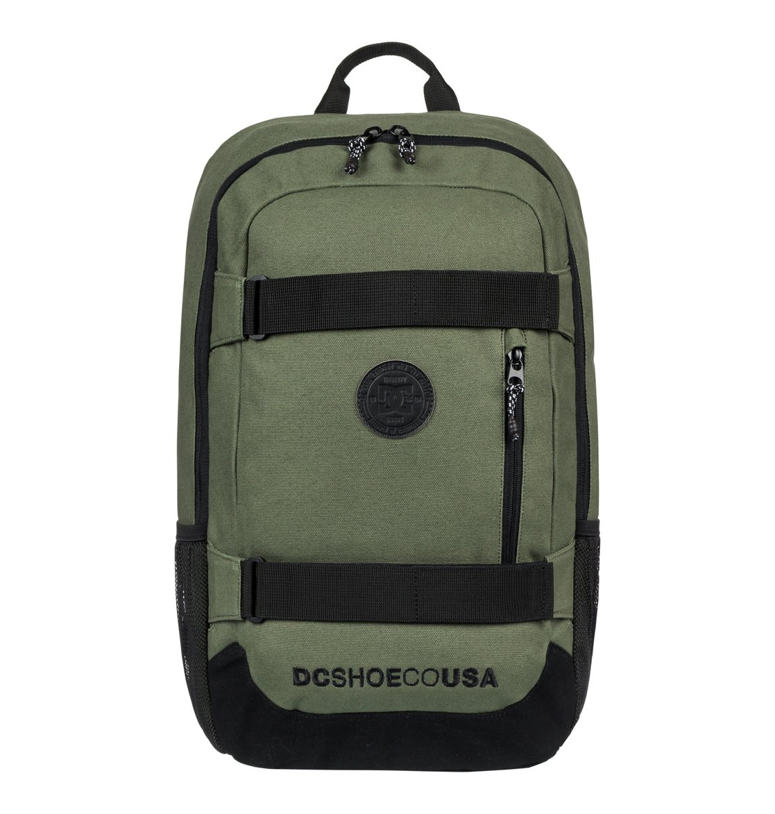 971e8ec3063 0 Clocked Canvas Medium 18L Backpack EDYBP03144 DC Shoes
