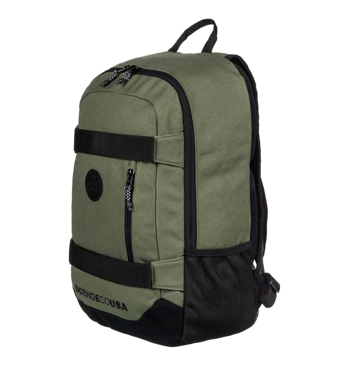 c75695f8a93 1 Clocked Canvas Medium 18L Backpack EDYBP03144 DC Shoes