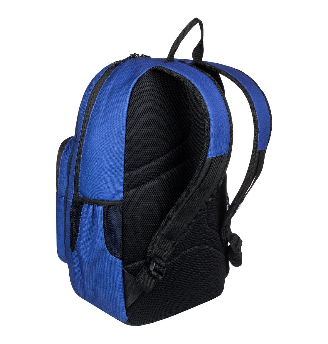 204a330330488 2 Mochila Mediana The Locker de 23L Azul EDYBP03176 DC Shoes