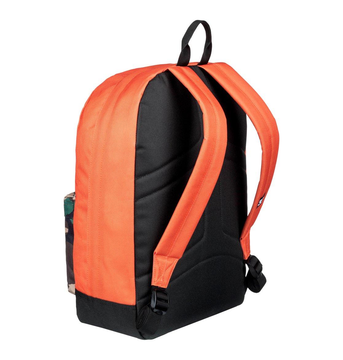 DC-Shoes-Backstack-18-5L-Sac-a-dos-taille-moyenne-pour-Homme-EDYBP03179 miniature 15