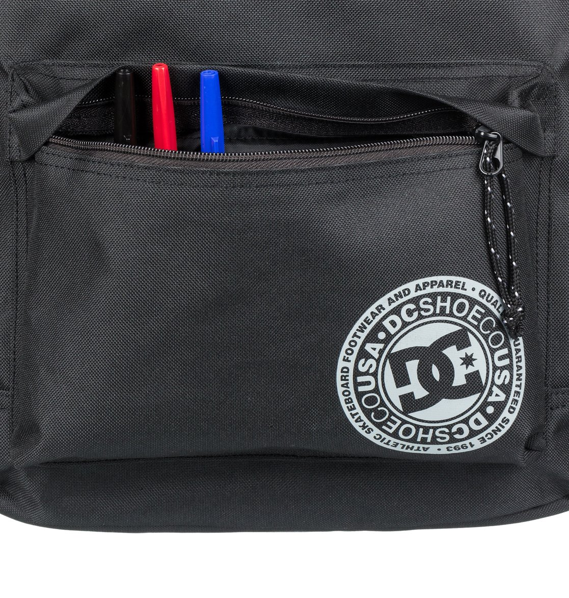 DC-Shoes-Backstack-18-5L-Sac-a-dos-taille-moyenne-pour-Homme-EDYBP03180 miniature 11