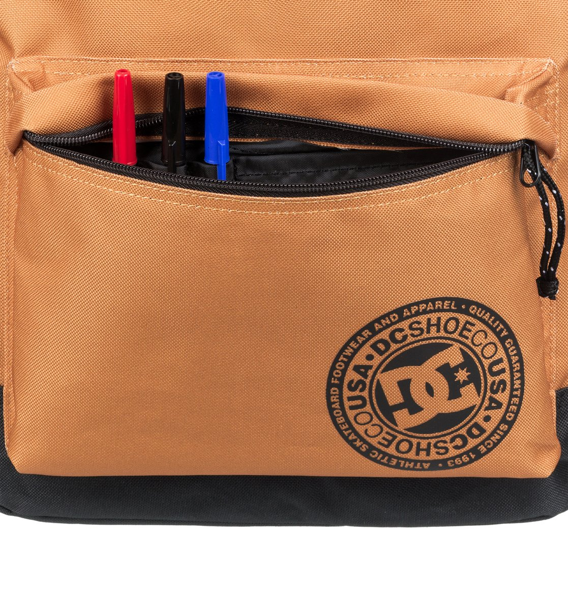 DC-Shoes-Backstack-18-5L-Sac-a-dos-taille-moyenne-pour-Homme-EDYBP03180 miniature 15