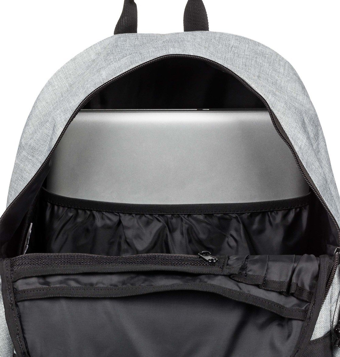bbc2105cf8a 4 Lock Clocker 25L Medium Backpack Black EDYBP03208 DC Shoes