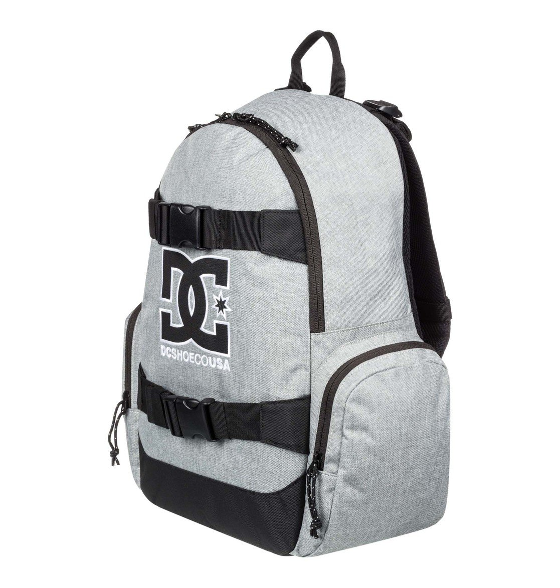 42ed35ddee4 1 Lock Clocker 25L Medium Backpack Black EDYBP03208 DC Shoes