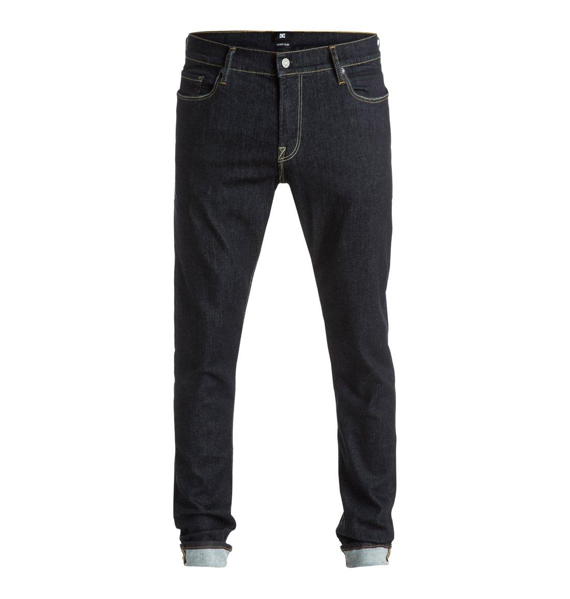 4ca7bb70305 0 Super Stretch - Skinny Slim Fit Jeans EDYDP03275 DC Shoes