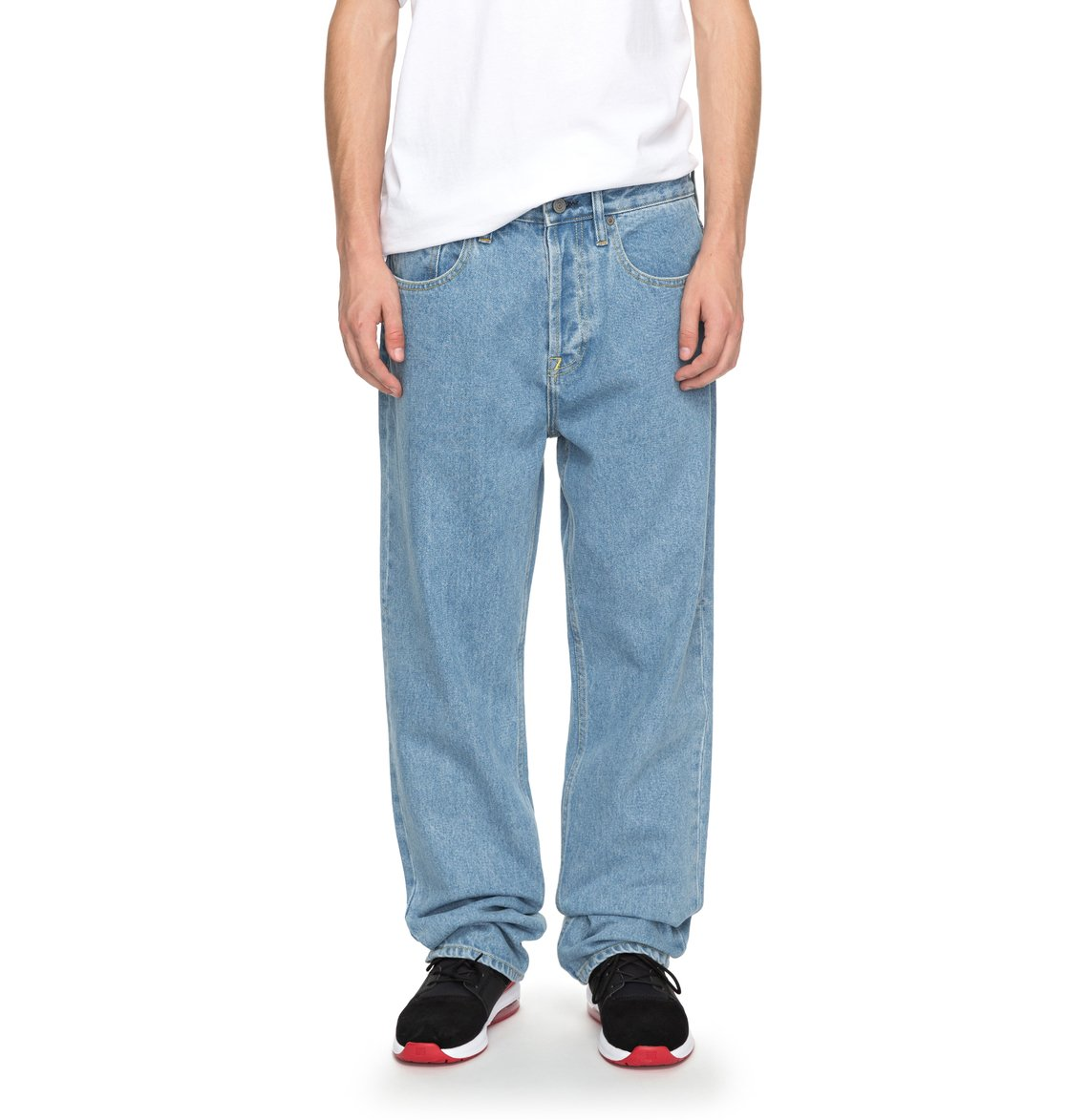 c58019573a Worker Relaxed Relaxed Fit Jeans EDYDP03344 | DC Shoes