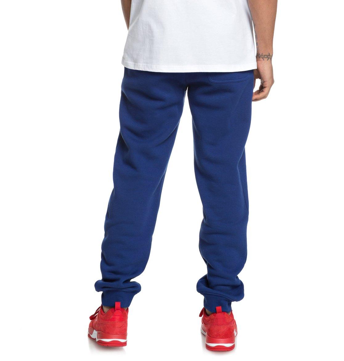 Joggingbroek Denim Heren.Clewiston Joggingbroek Voor Heren Edyfb03052 Dc Shoes