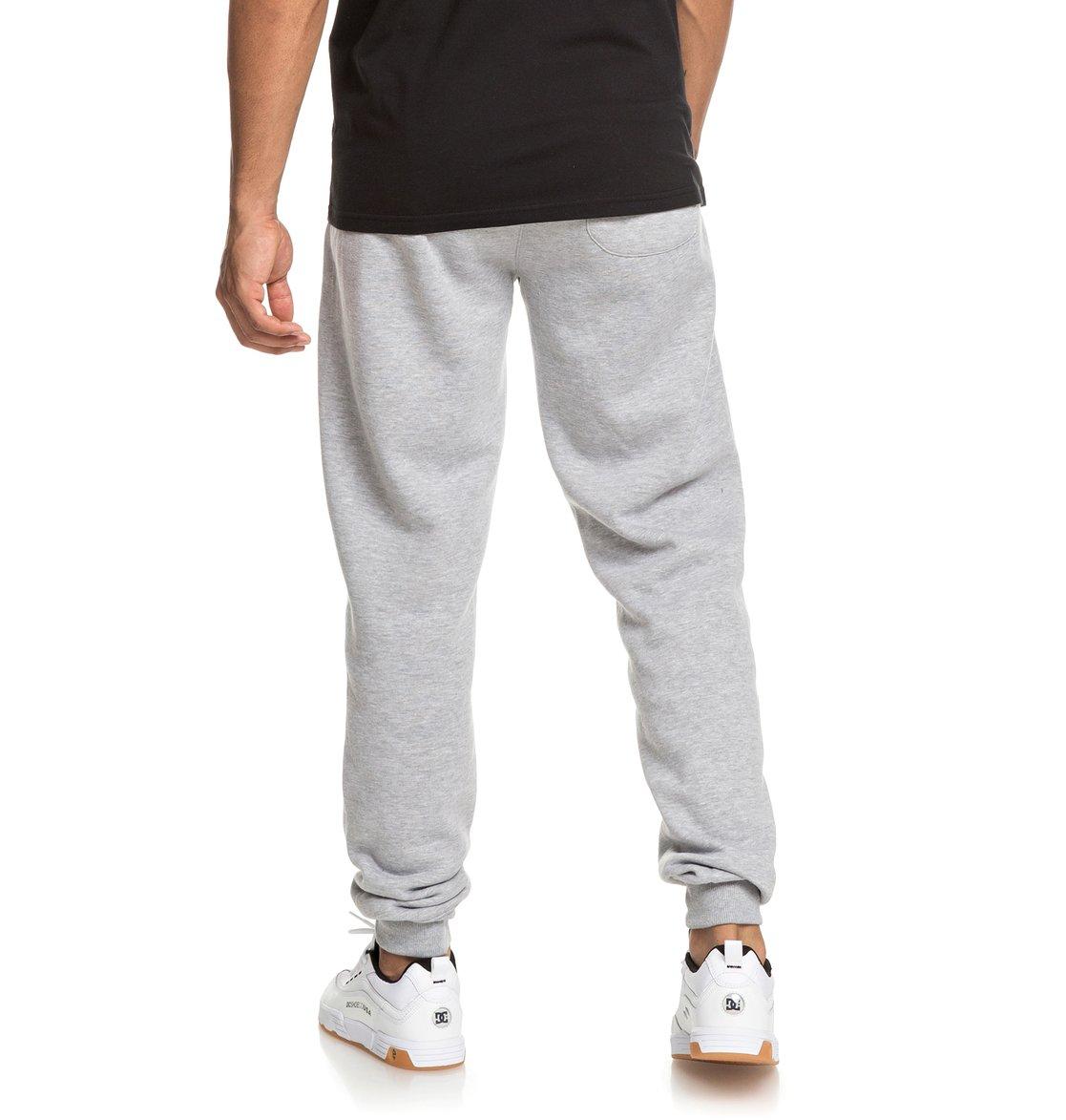 97abbd0334c0 6 Rebel Joggers Black EDYFB03055 DC Shoes