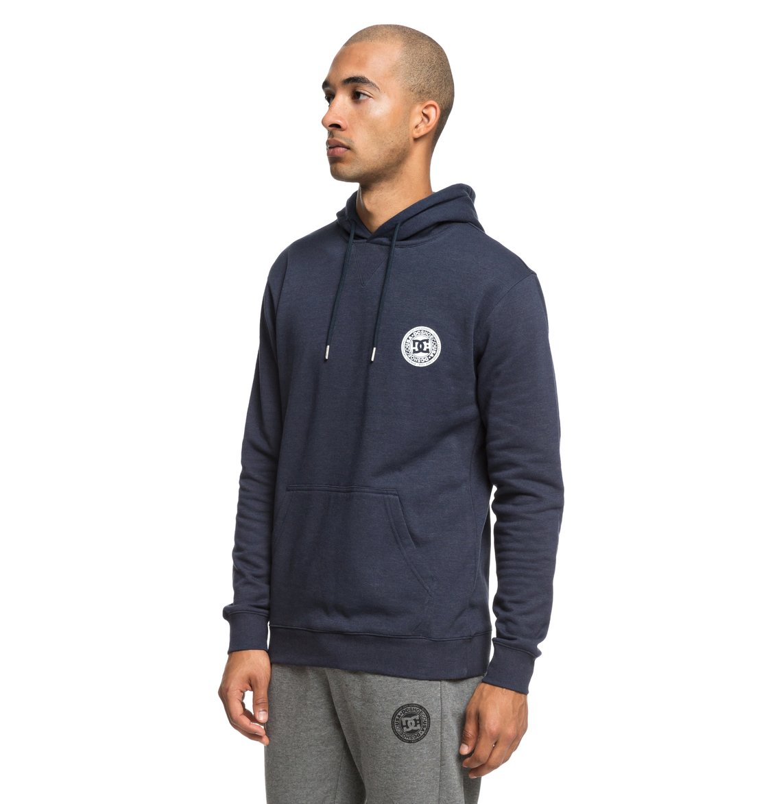 DC-Shoes-Rebel-Sweat-a-capuche-pour-Homme-EDYFT03394 miniature 6