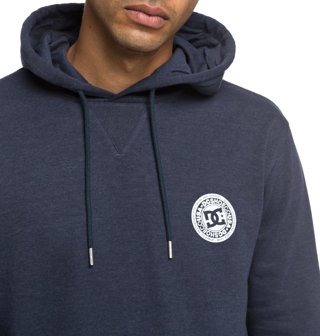 DC-Shoes-Rebel-Sweat-a-capuche-pour-Homme-EDYFT03394 miniature 7