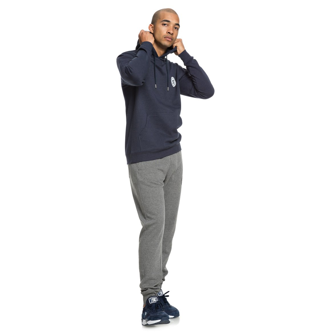 DC-Shoes-Rebel-Sweat-a-capuche-pour-Homme-EDYFT03394 miniature 8