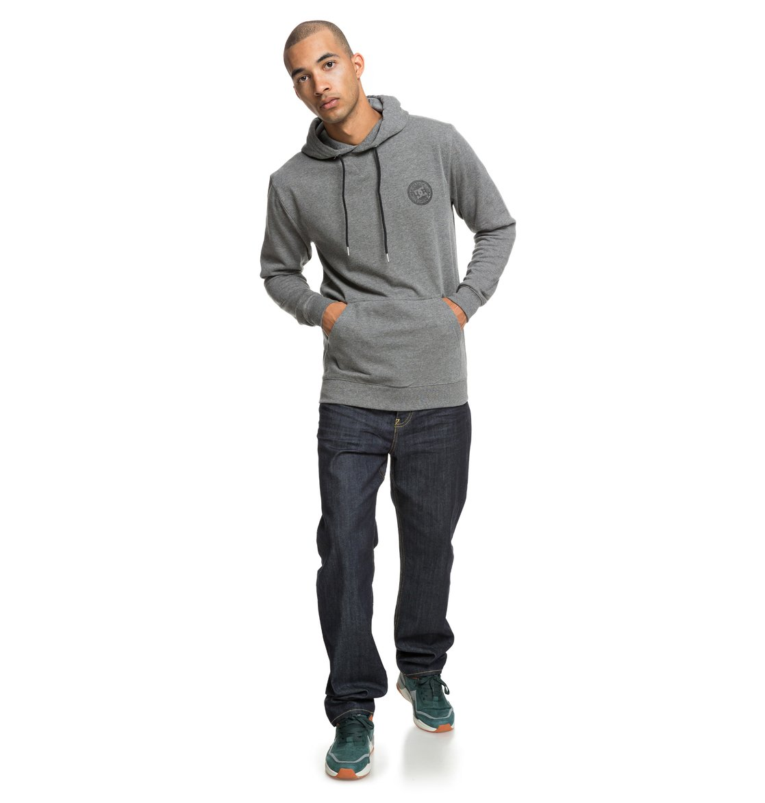DC-Shoes-Rebel-Sweat-a-capuche-pour-Homme-EDYFT03394 miniature 12