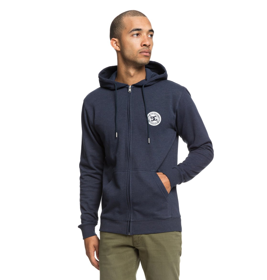 b1018d738 Rebel - Zip-Up Hoodie for Men