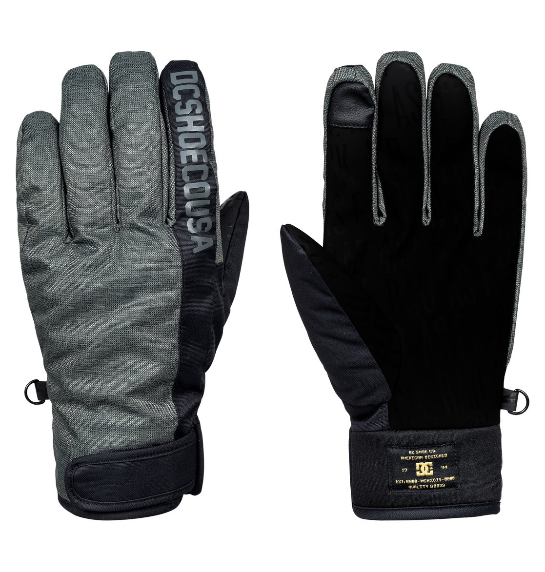 df98f222a071 0 Deadeye - Snowboard Ski Gloves for Men EDYHN03027 DC Shoes