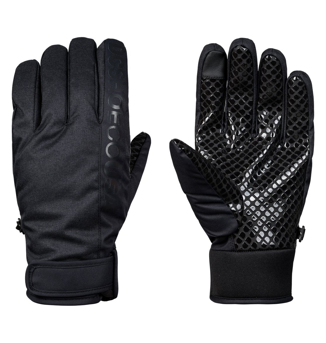 308e43027036 0 Deadeye - Ski Snowboard Gloves for Men Black EDYHN03037 DC Shoes
