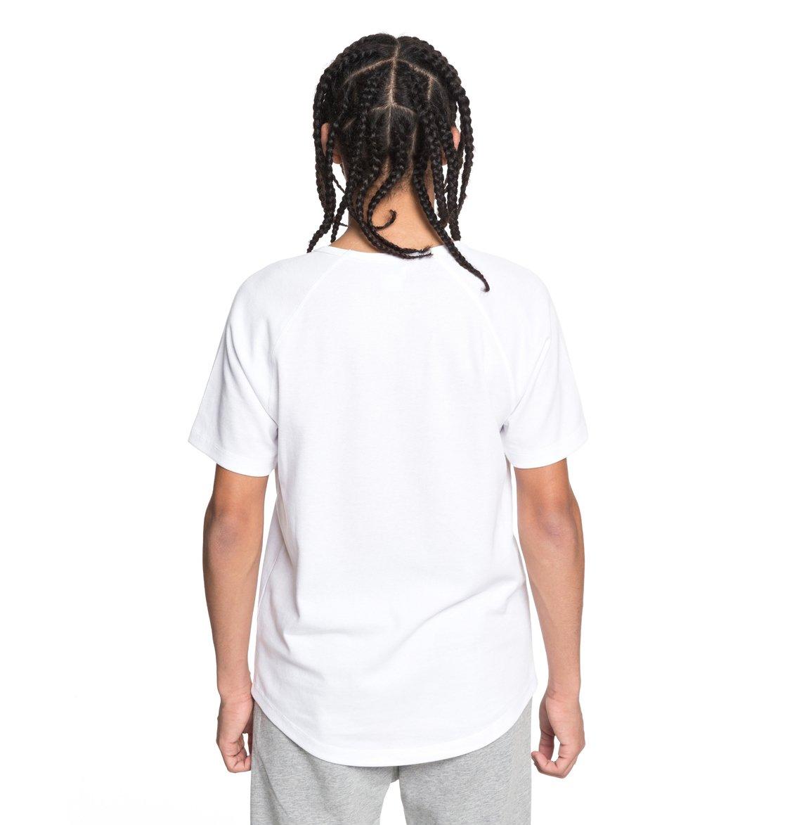DC-Shoes-Renfrew-T-Shirt-col-rond-pour-Homme-EDYKT03390 miniature 7