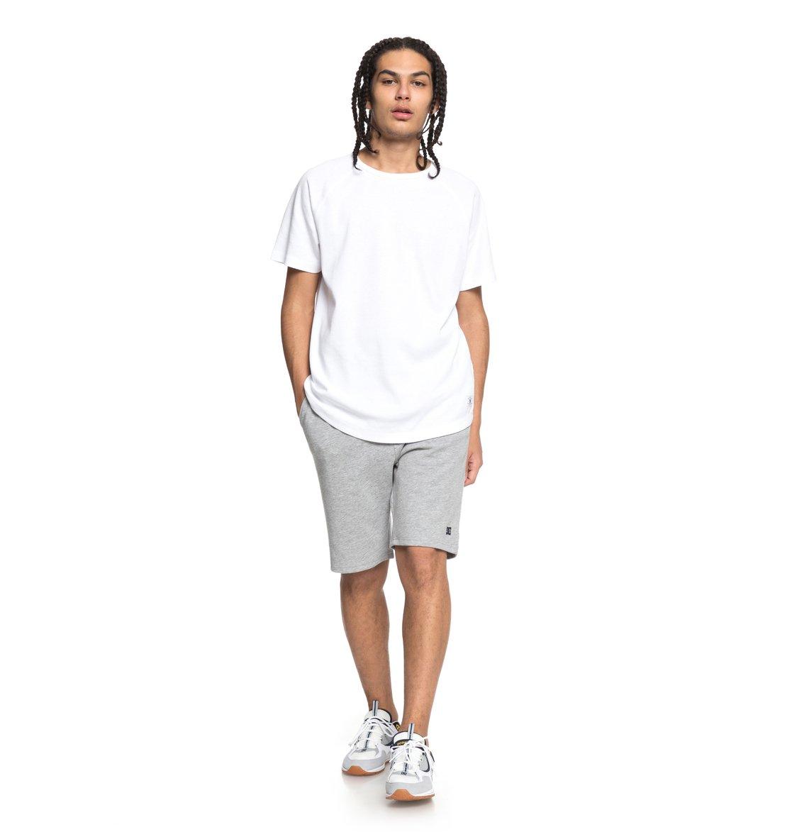 DC-Shoes-Renfrew-T-Shirt-col-rond-pour-Homme-EDYKT03390 miniature 6