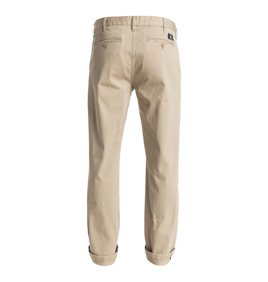 6b27e1f13 3 Men's Worker Straight Fit Chino 32