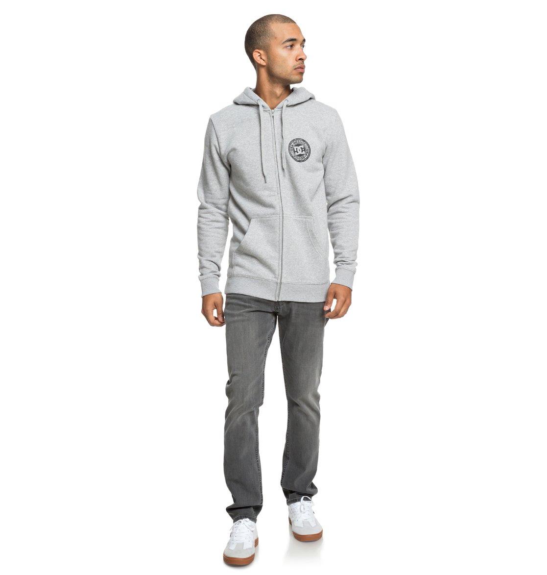 f0ce14d44ce DC Shoes Circle Star - Sweat à capuche zippé pour Homme EDYSF03174 ...