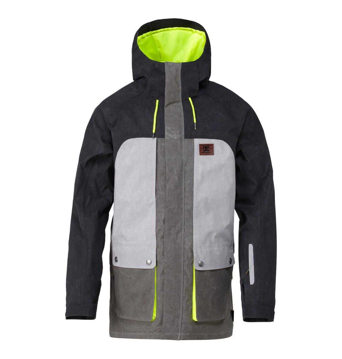 Snow Jacket Men's Edytj00017Dc Kingdom Shoes N8mwvOn0