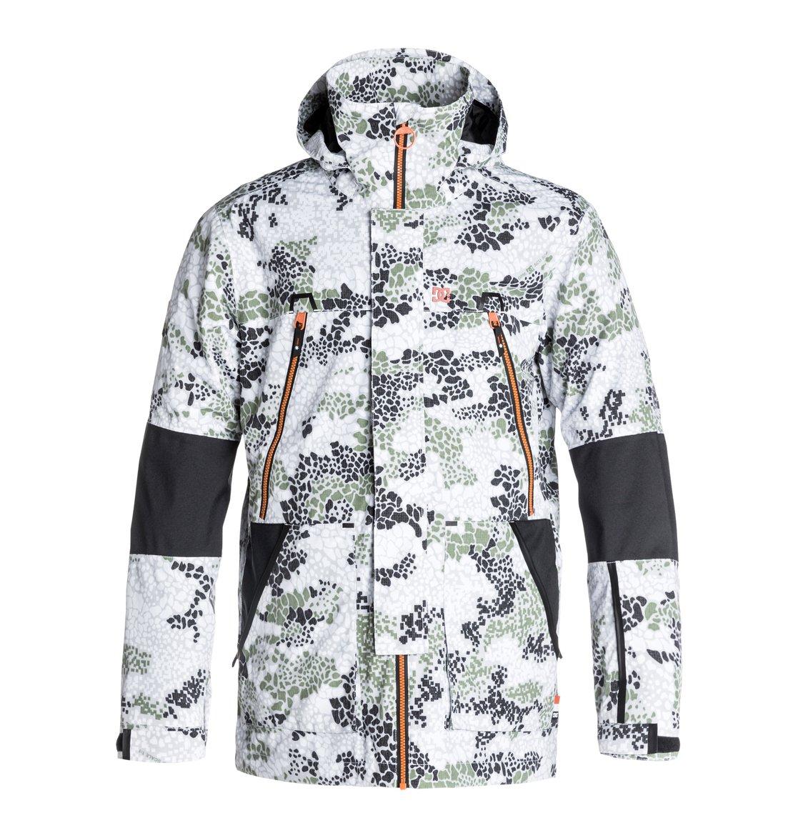 Men's Command DPM Snow Jacket EDYTJ03017   DC Shoes