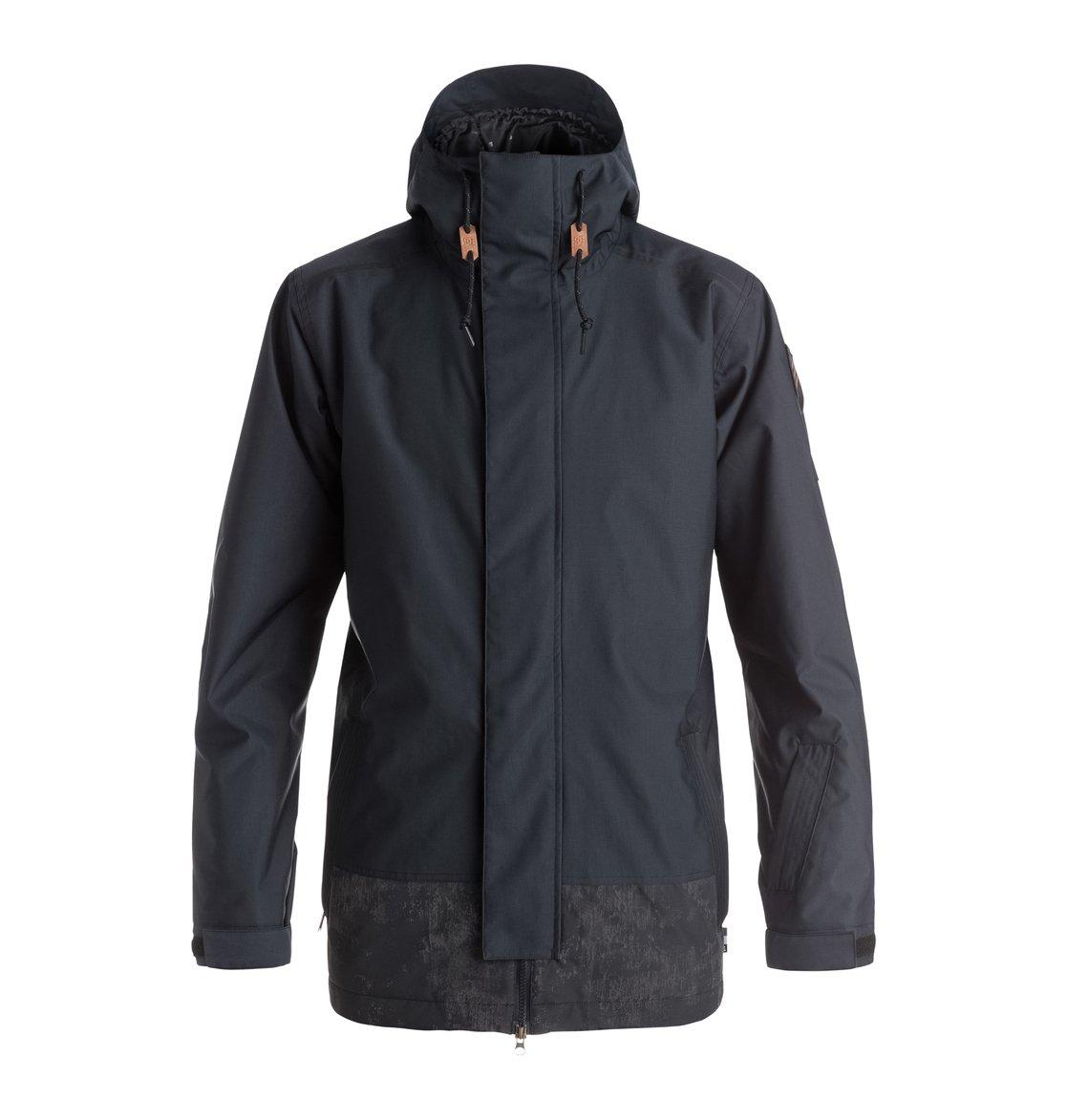Men S Haven Snow Jacket Edytj03032 Dc Shoes