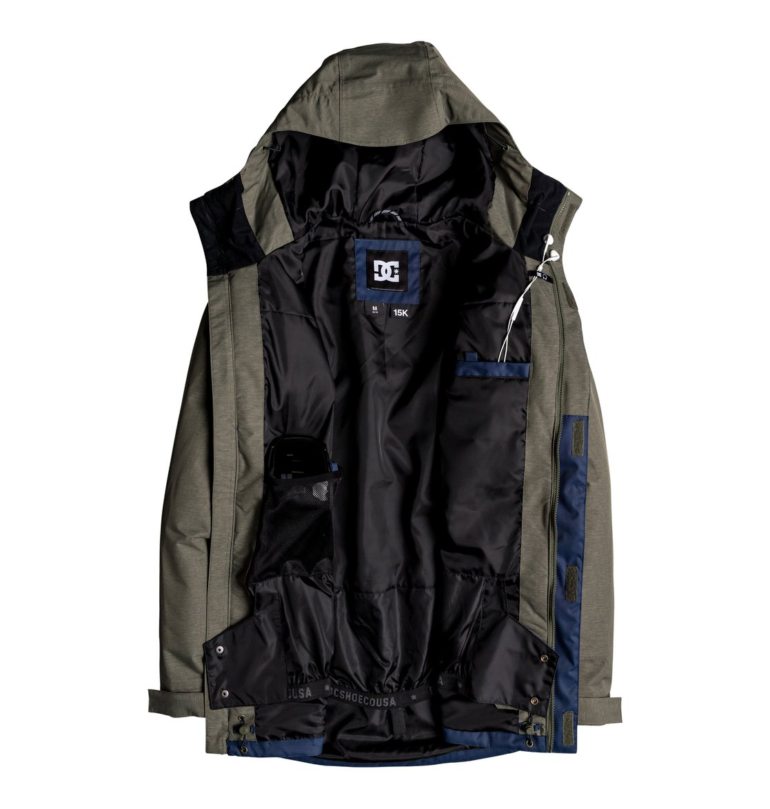 4e63399a5 Merchant - Snow Jacket for Men EDYTJ03081 | DC Shoes