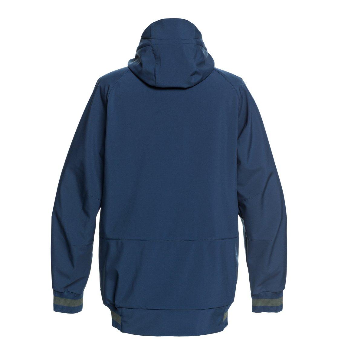 c1572ccea43 1 Original Spectrum - Softshell Bomber Snow Jacket for Men Blue EDYTJ03082  DC Shoes