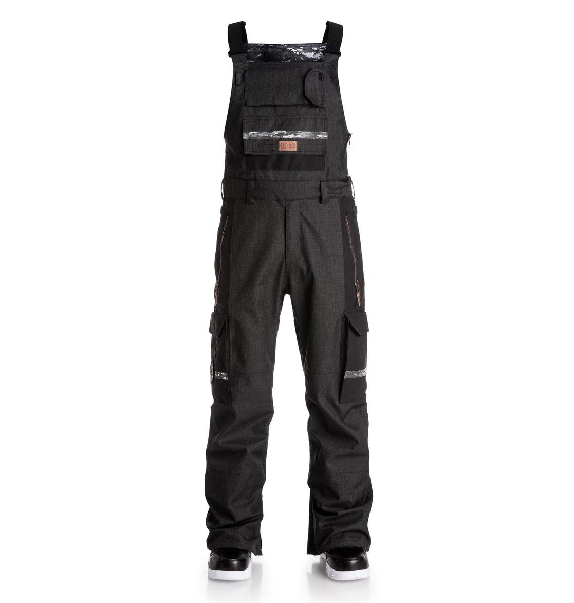 c4f4e66467e296 0 Men s Platoon SPT Bib Snow Pants EDYTP03014 DC Shoes