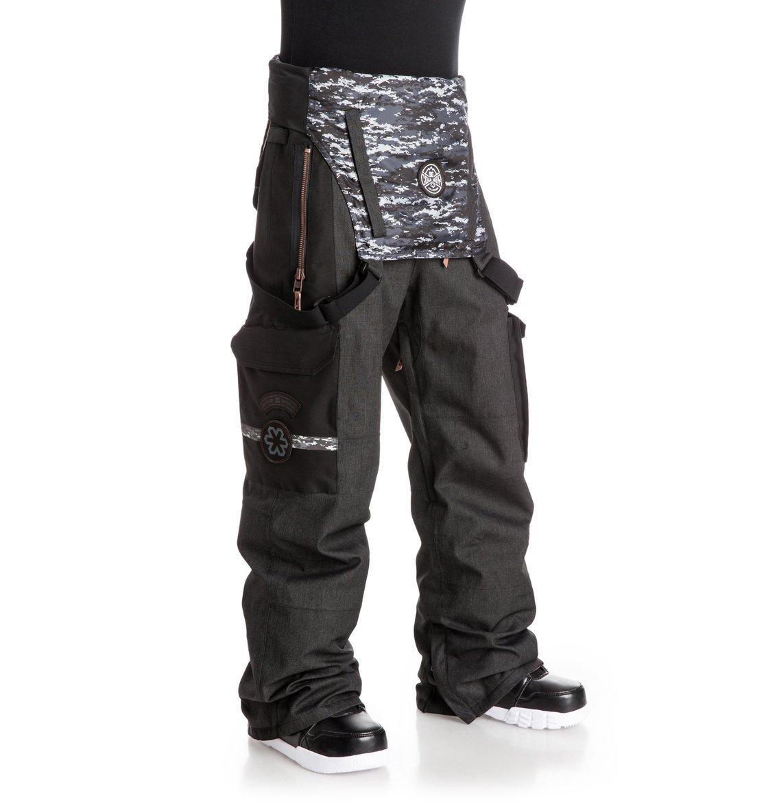4221194cb5b1cf 3 Men s Platoon SPT Bib Snow Pants EDYTP03014 DC Shoes