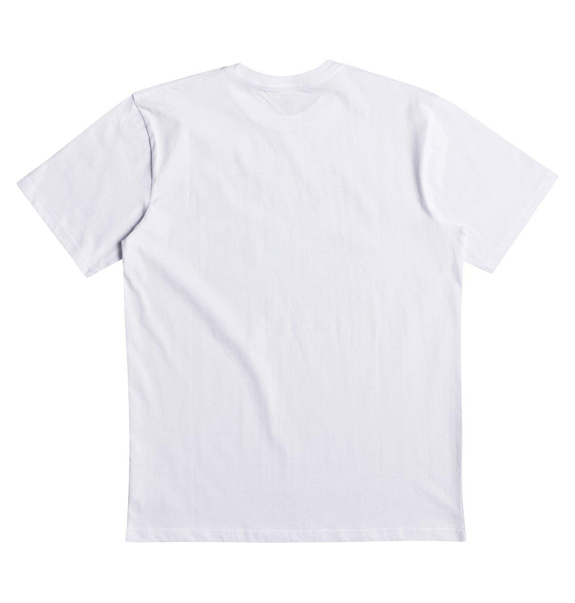 DC-Shoes-Sunset-Palms-Camiseta-para-Hombre-EDYZT03767 miniatura 10